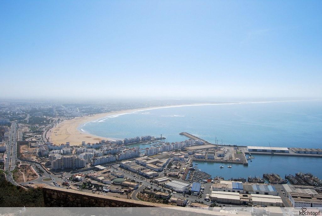 8 days tour from Agadir