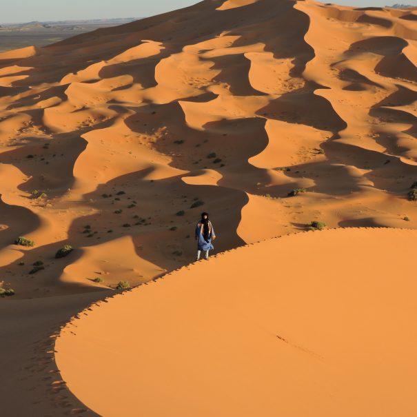 2 nights desert trip