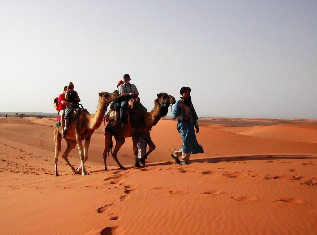 4 days Fes to desert