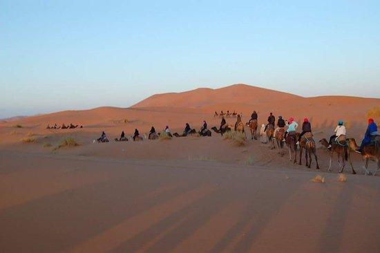 2 Days Desert Tour