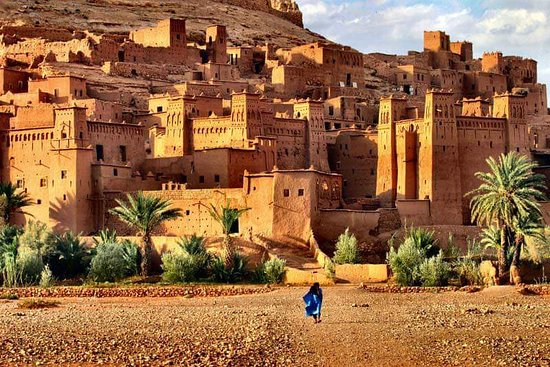 4 days desert tour